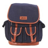PULCHER Gewiin woman denim [F-03] - Backpack Wanita